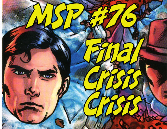 Final Crisis Crisis