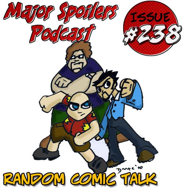 Random Comic Talk