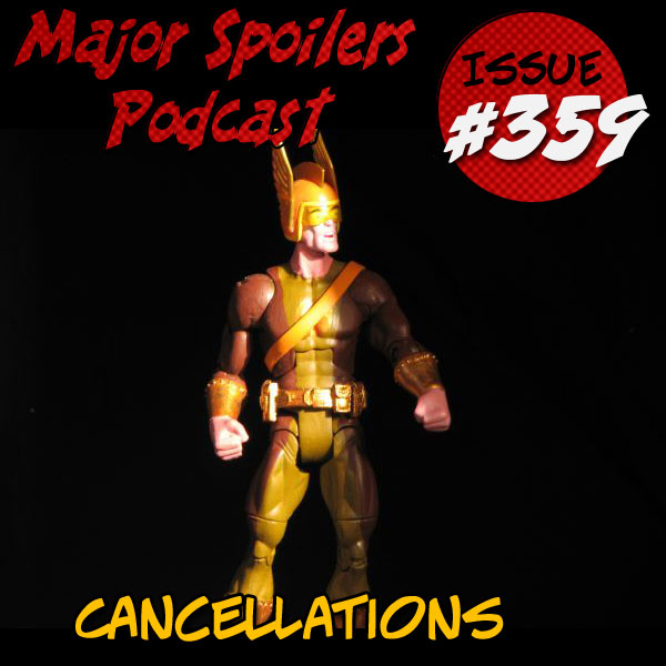 Major Spoilers Podcast