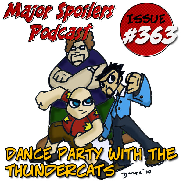 Dance Party with the Thundercats