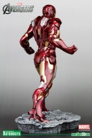 Iron Man Statue-RightBack
