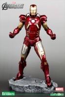 Iron Man Statue-FullFront