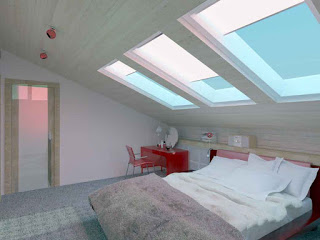 Attic-Bedroom-Ideas-Paint