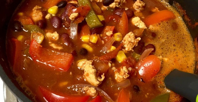 Classic Hearty Chile