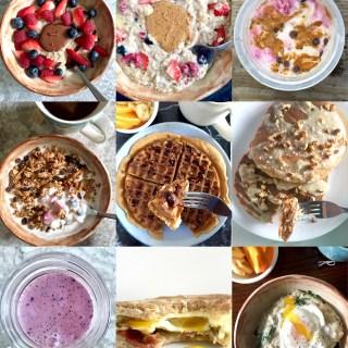 9 Healthy Spring-Forward Breakfasts