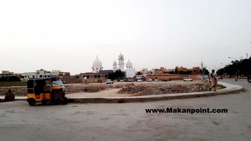 Jinnah town jamia masjid