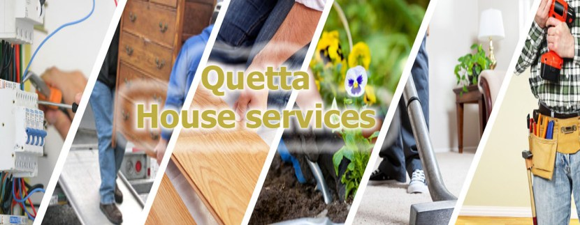 house services in Quetta