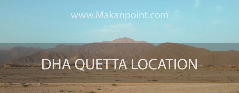 Dha quetta lcoation