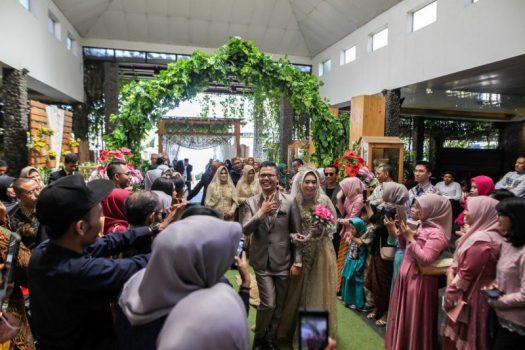 Kapasitas Gedung di Ponyo Bandung