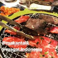 BBQ Korean yuk! Siapa sudah makan disini? Menurut kamu, korean BBQ dimana yang paling enak? . @magal.indonesia  Cambridge City Square Medan .