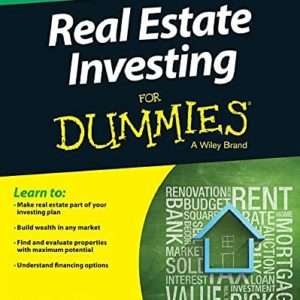 Real Estate Investing For Dummies Eric Tyson Robert S. Griswold