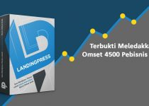 Review Landingpress, Di Gunakan Oleh 4000+ Pebisnis Online
