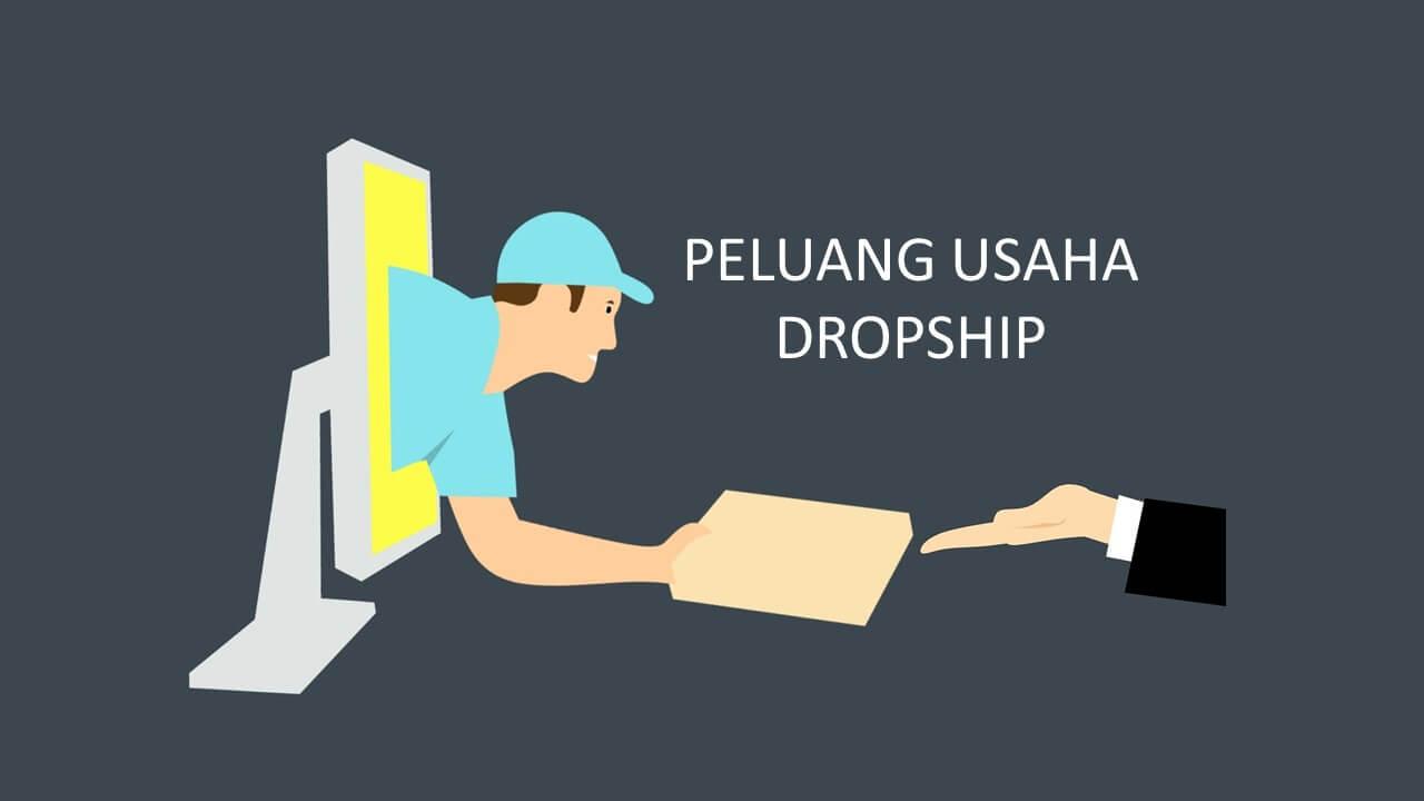 peluang usaha dropship