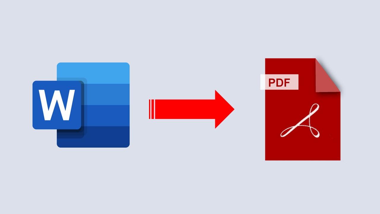 Alasan untuk Mengonversi File Microsoft Word ke PDF