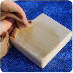 natural oil finishes for wood