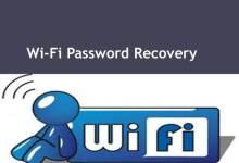 Восстановление пароля WiFi на Windows/Unix 6