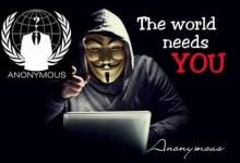 Множество сайтов правительства Габона были взломаны группой Anonymous 3
