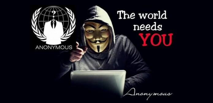 Множество сайтов правительства Габона были взломаны группой Anonymous 1