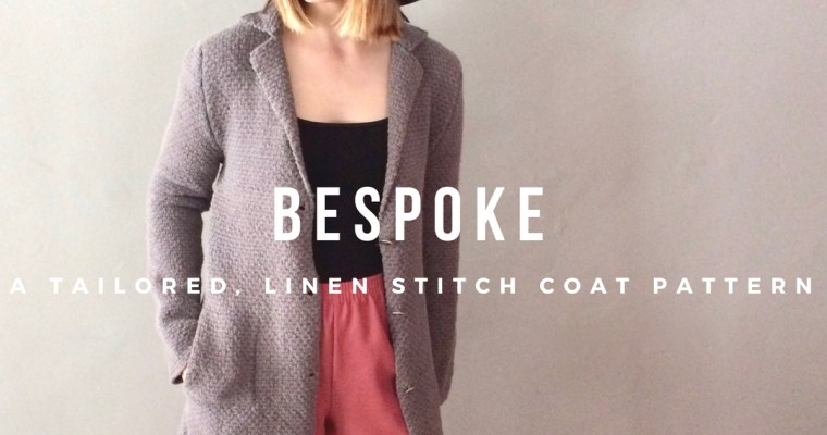 Bespoke Knitted Coat Pattern