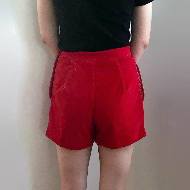 Orion Shorts by French Poetry