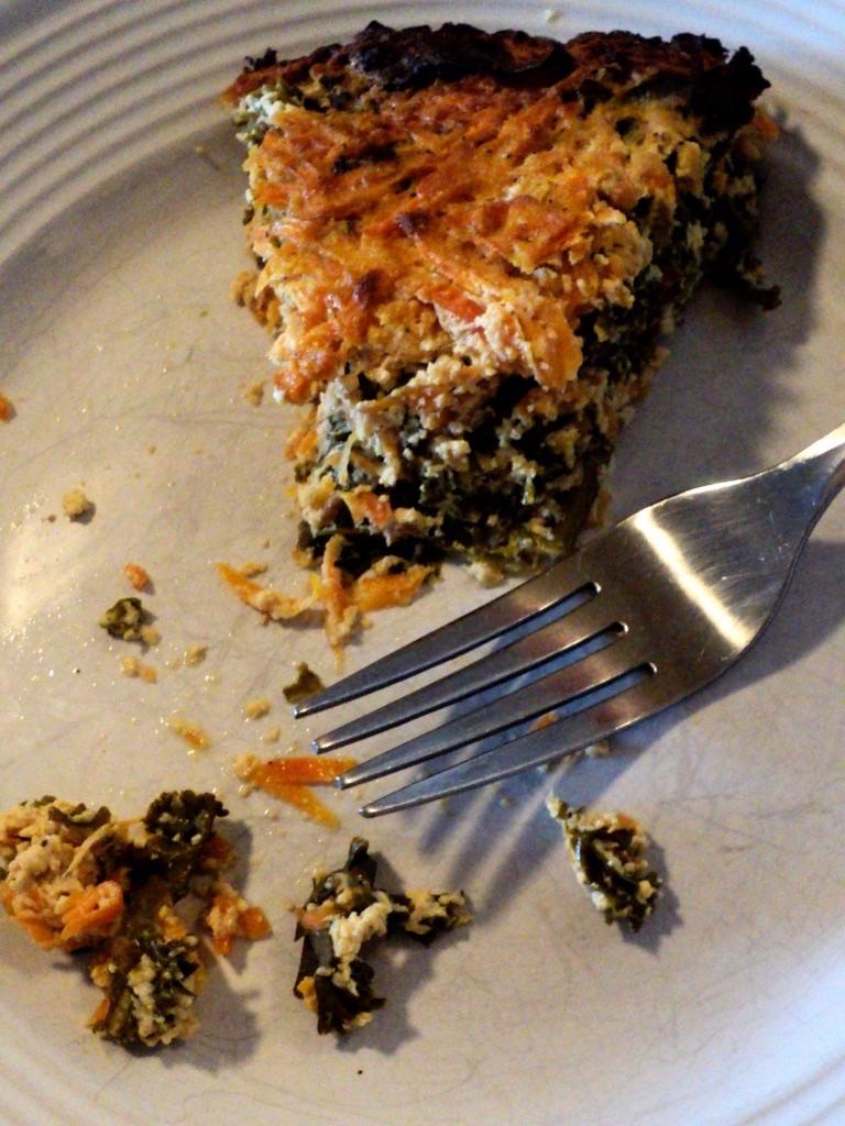 Vegan Five-Spice Frittata • Make Ad Lib