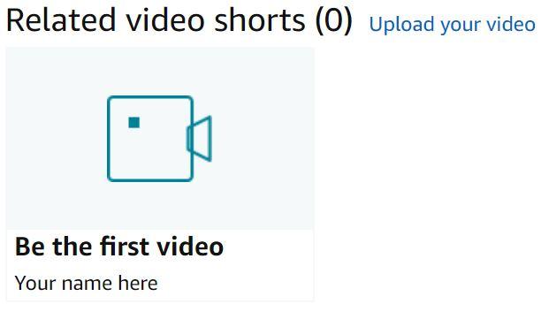 Sell Books: Video Shorts
