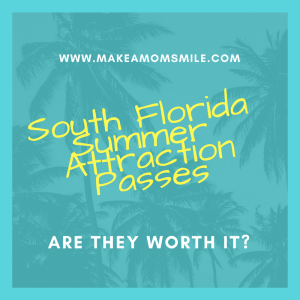 South Florida Summer Attraction Passes