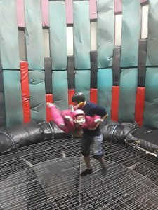 Indoor Skydiving at FlyAway