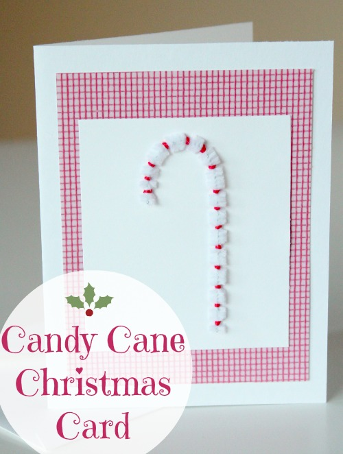 Holiday ABC Series C Is For Candy Cane Cards Make And Takes