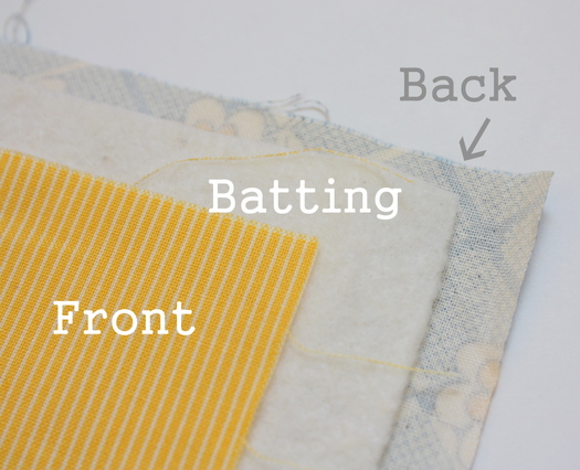Batting and Backing 101 - Diary of a Quilter - a quilt blog : quilt batting sizes - Adamdwight.com