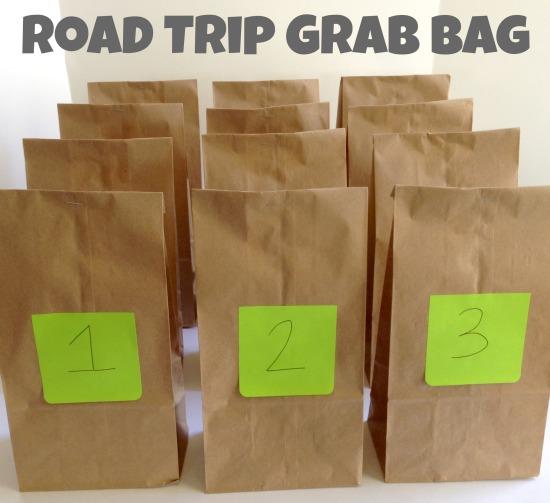 Road Trip Grab Bags