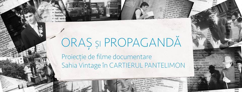 city and propaganda, Sahia vintage, documentary films