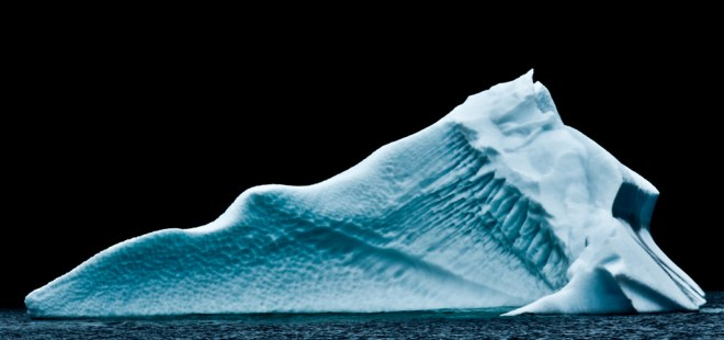 Discover Your True Self within the Iceberg