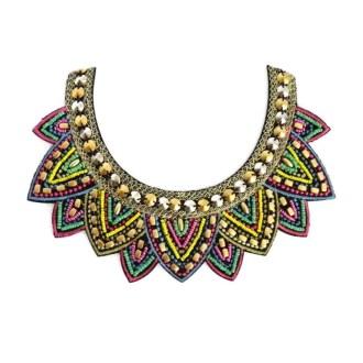 comprar collar babero etnico