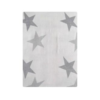 comprar fular estrellas blanco