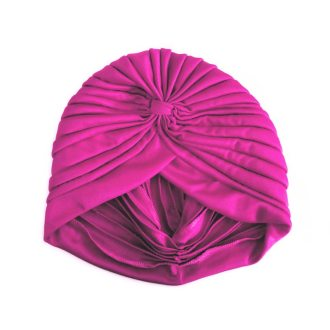 comprar turbante fucsia rosa