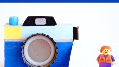 How to Make a Matchbox Toy Camera