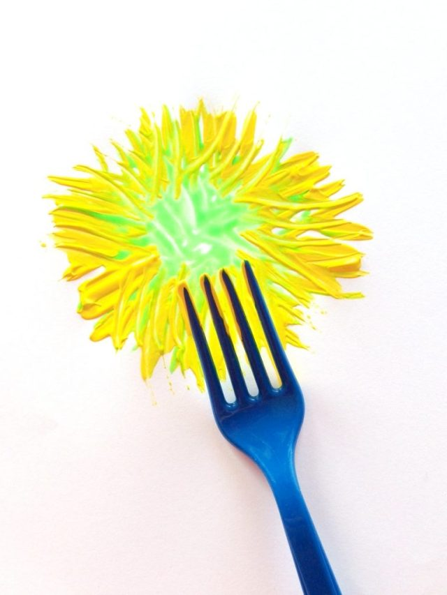 fork-and-paint
