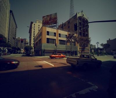 Downtown L.A