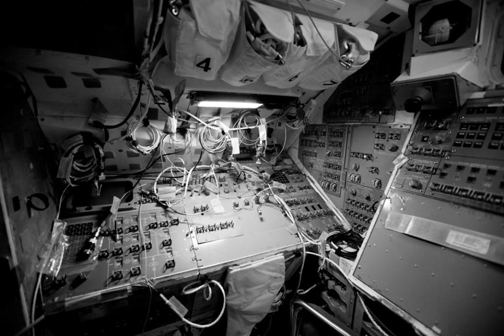 Space shuttle training