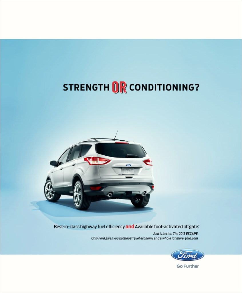 Nick Meek Ford Strength or Conditioning