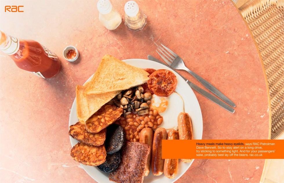 RAC breakfast