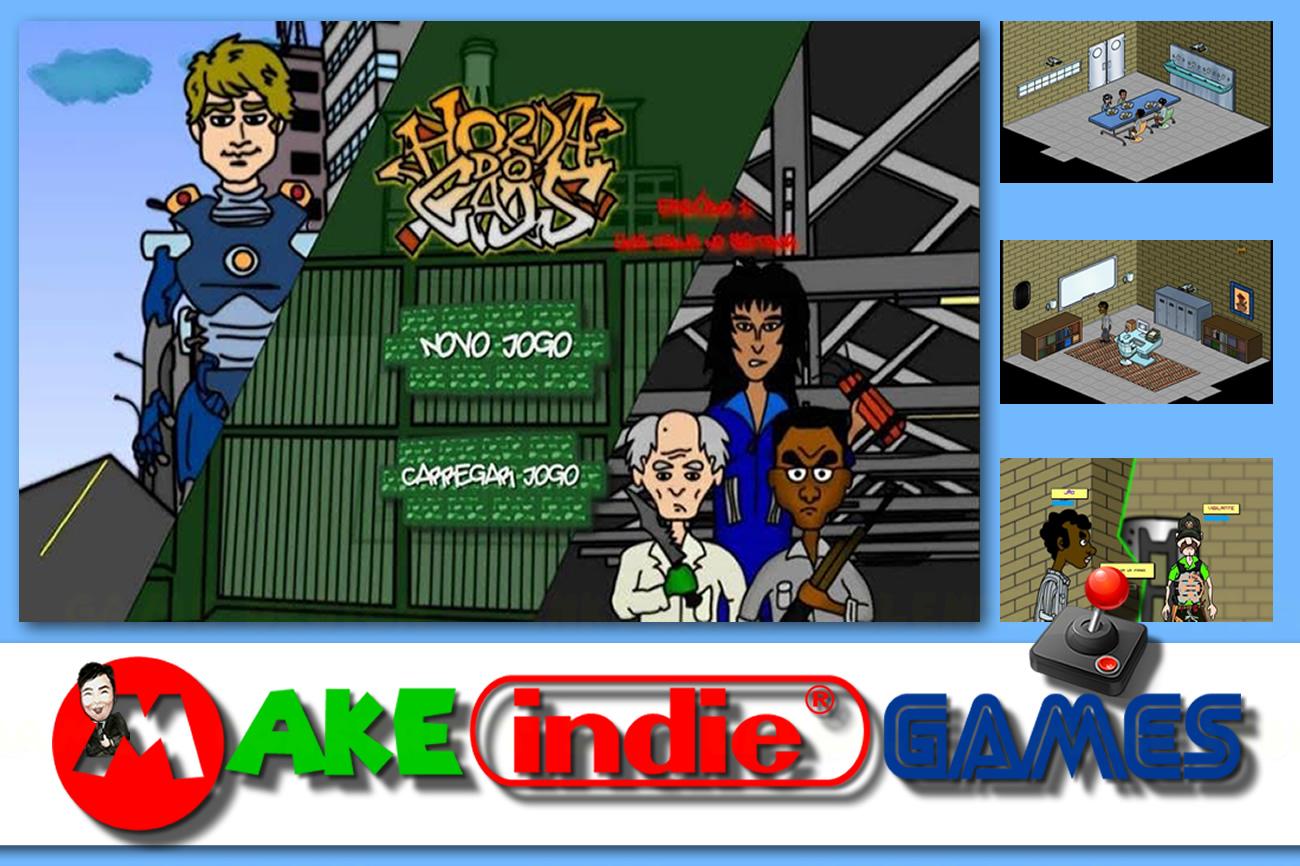 GAME INDEPENDENTE - HORDA DO CAOS