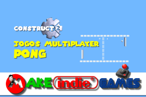 Construct2 - Pong Multiplayer