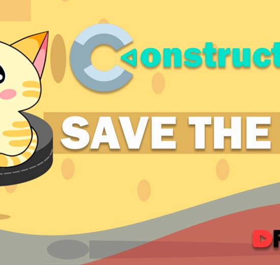 Construindo o jogo Save the cat no Construct 2