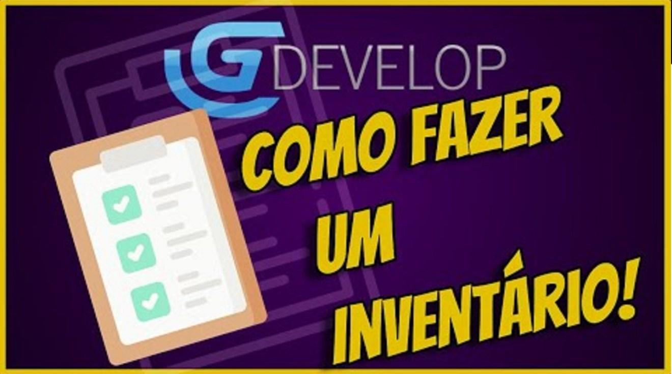 Como fazer um Inventário para RPG na GDevelop 5