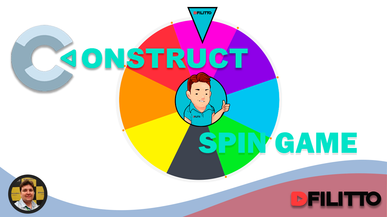 Como criar um jogo de roleta no Construct 3