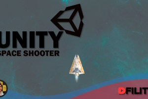 Construindo o jogo Space Shooter para Mobile utilizando a Engine Unity 3D