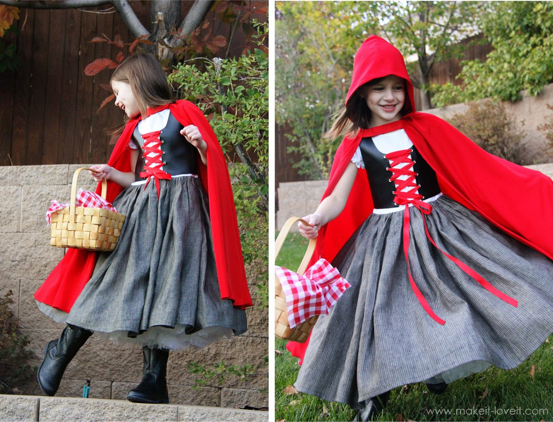 Halloween Costumes Little Red Riding Hood