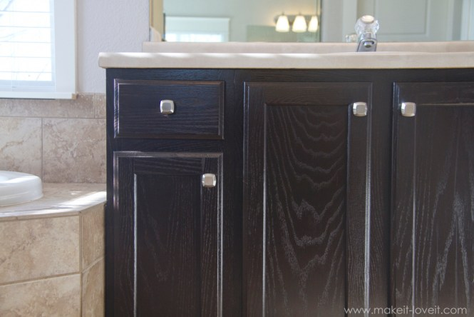 bathroom paint dark cabinets colors with color white carrepman